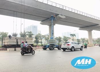 xe nâng người tại Hà Nội