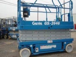 Xe nâng người GS 2646