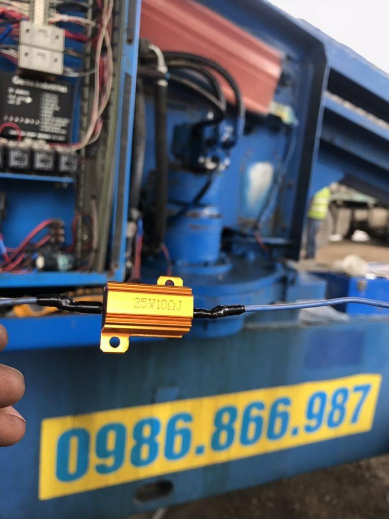 Các quy trình kiểm tra bảo dưỡng xe nâng cũ