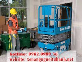 Dịch vụ sửa chữa xe nâng người – MH Rental Việt Nam