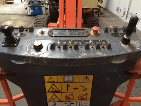 Ưu điểm của Xe nâng người BOOM LIFT khớp gập 450 AJ JLG