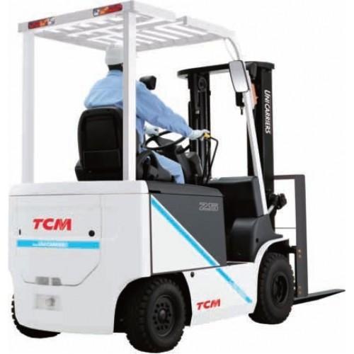 Xe nâng điện TCM Battery Forklift và nguyên lý hoạt động của nó