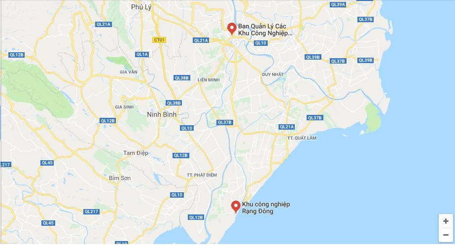 Đặc khu kinh tế tỉnh Nam Định