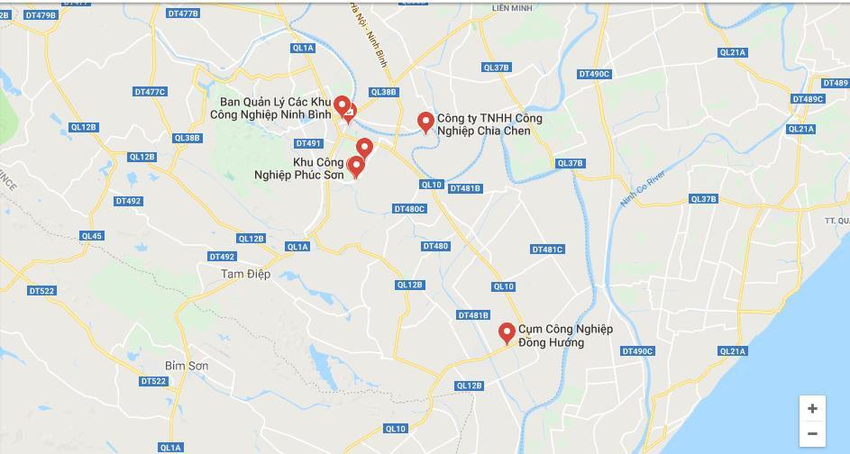 Sự phát triển kinh tế mạnh mẽ của Ninh Bình