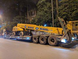 Địa chỉ cho thuê xe nâng người tại Hà Nội giá rẻ