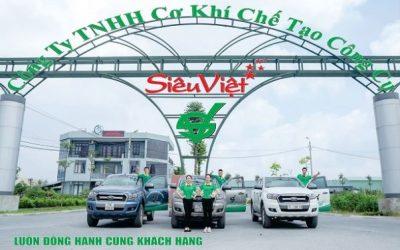 6 lý do thuyết phục để các đơn vị thi công chọn mua máy xây dựng tại Siêu Việt