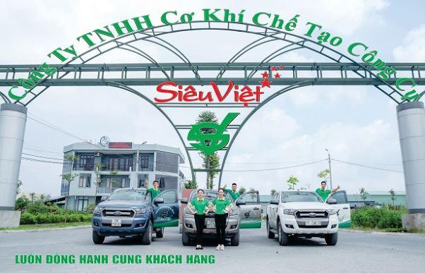 Máy xây dựng Siêu Việt
